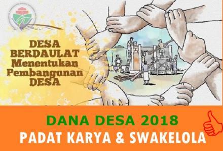 Aturan Pengelolaan Dana Desa Tahun 2018