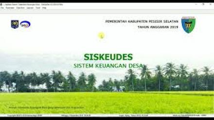 SYSTEM REQUIREMENT SISKEUDES