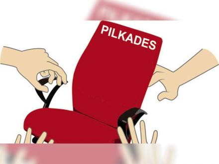 KURSI PANAS PILKADES 2019